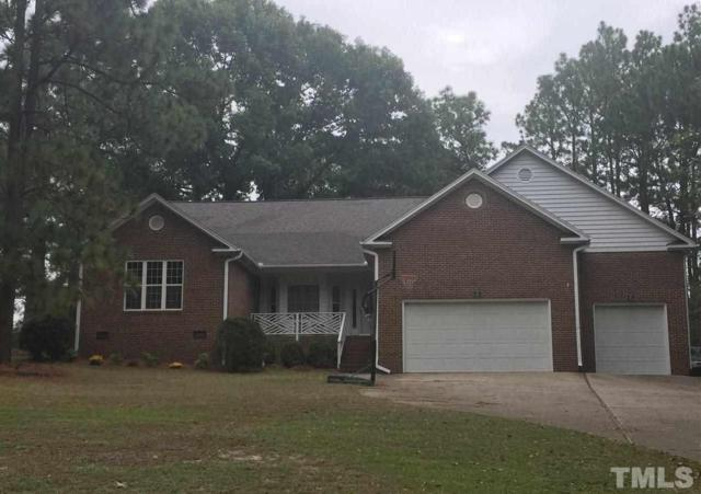7800 Warbler Road, Sanford, NC 27330 (#2179362) :: The Abshure Realty Group