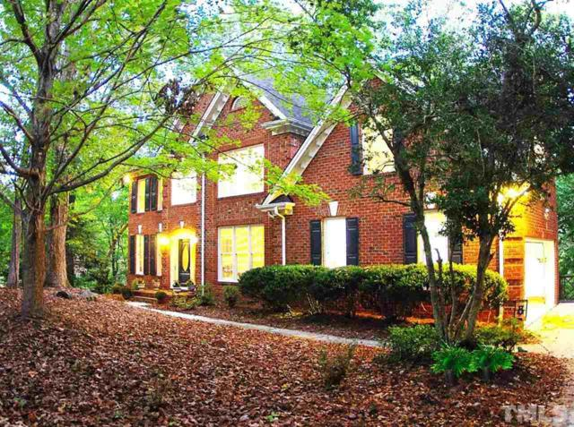 4813 Edgecliff Court, Holly Springs, NC 27540 (#2179391) :: The Abshure Realty Group