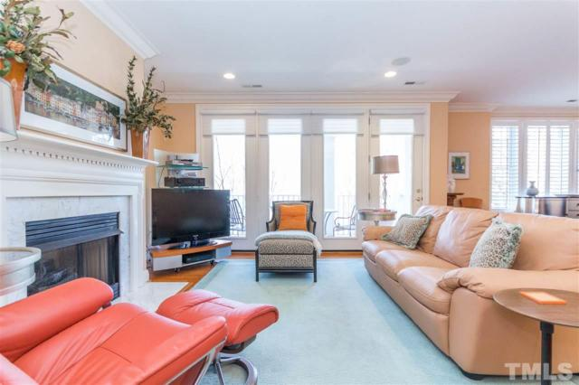 2901-205 Market Bridge Lane #205, Raleigh, NC 27608 (#2179407) :: The Jim Allen Group