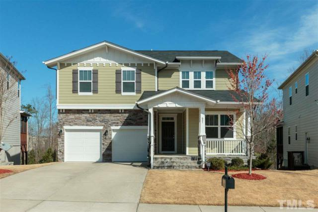 621 Pilot Hill Drive, Morrisville, NC 27560 (#2179411) :: The Abshure Realty Group