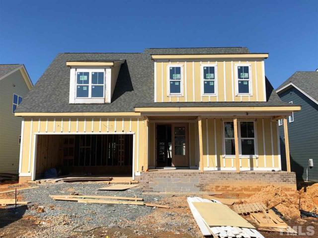 486 Cliffdale Road Lt30, Chapel Hill, NC 27516 (#2179433) :: Spotlight Realty