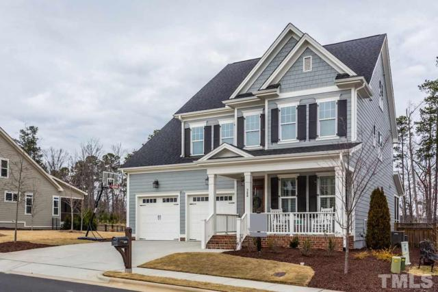 388 Old Piedmont Circle, Chapel Hill, NC 27516 (#2179441) :: Spotlight Realty