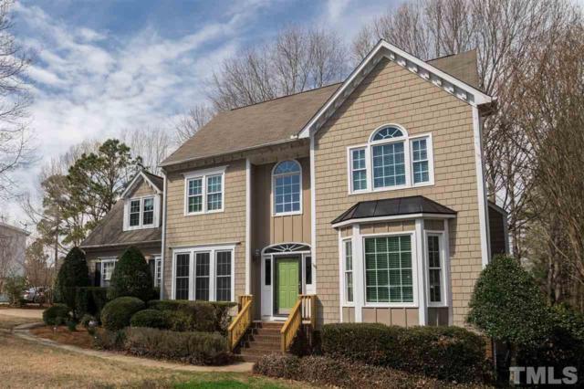 602 Neuse Ridge Drive, Clayton, NC 27527 (#2179450) :: Marti Hampton Team - Re/Max One Realty