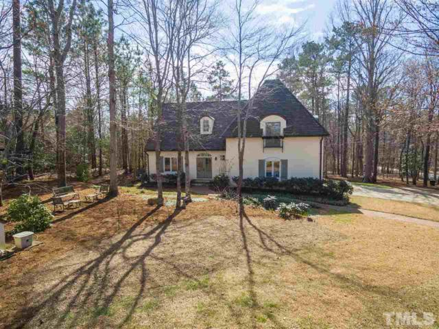 5401 Spring House Lane, Chapel Hill, NC 27516 (#2179451) :: Raleigh Cary Realty