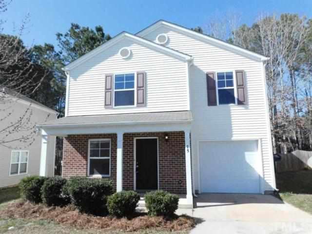 75 Valleyfield Drive, Clayton, NC 27527 (#2179455) :: Raleigh Cary Realty
