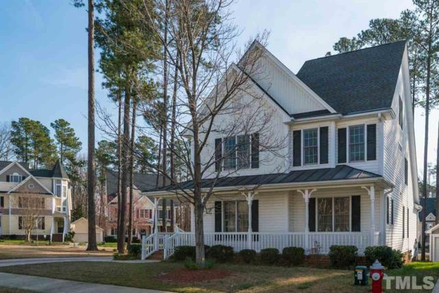 132 Old Savannah Drive, Morrisville, NC 27560 (#2179534) :: Raleigh Cary Realty