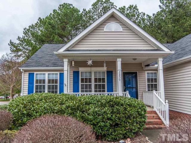2859 Steeple Run Drive, Wake Forest, NC 27587 (#2179634) :: The Jim Allen Group