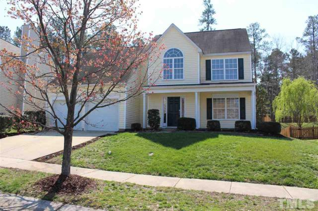 109 Talley Ridge Drive, Holly Springs, NC 27540 (#2179656) :: The Jim Allen Group