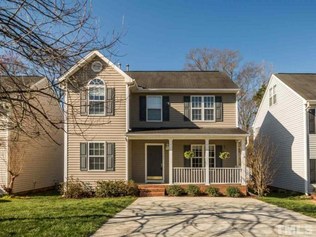 1701 Crag Burn Lane, Raleigh, NC 27604 (#2179664) :: The Abshure Realty Group