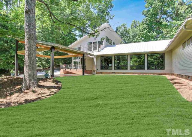 127 Glendale Drive, Chapel Hill, NC 27514 (#2179674) :: Rachel Kendall Team, LLC
