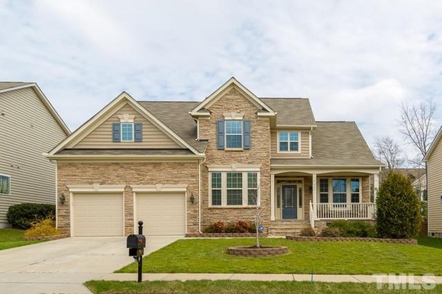 509 Heswall Court, Rolesville, NC 27571 (#2179693) :: The Jim Allen Group