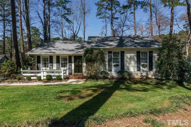 720 Richmond Street, Raleigh, NC 27609 (#2179705) :: The Abshure Realty Group