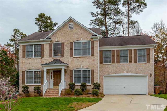 119 Holmhurst Court, Cary, NC 27519 (#2179712) :: The Abshure Realty Group