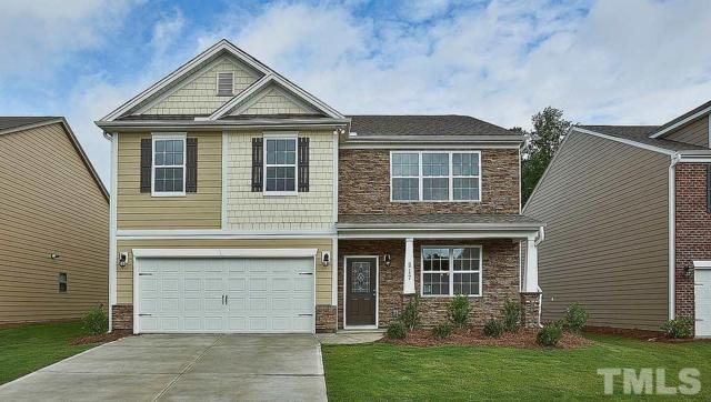 1029 King Fisher Way, Wendell, NC 27591 (#2179725) :: The Abshure Realty Group