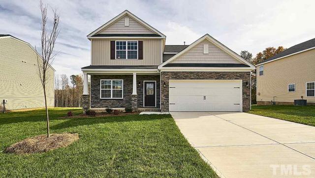 1033 King Fisher Way, Wendell, NC 27591 (#2179730) :: The Abshure Realty Group