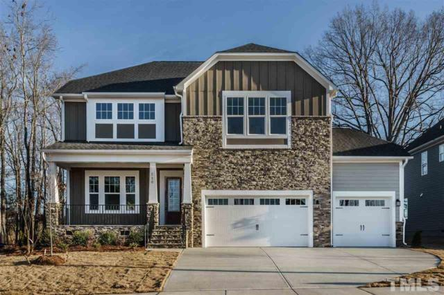 8712 Noble Flaire Drive, Raleigh, NC 27606 (#2179739) :: The Abshure Realty Group