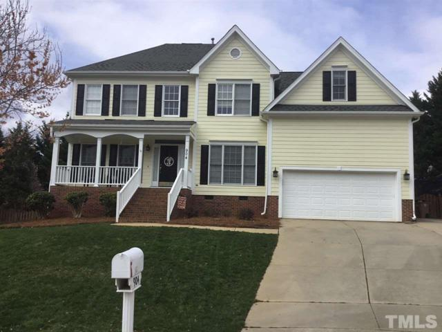 904 Lumbermill Point, Wake Forest, NC 27587 (#2179747) :: The Abshure Realty Group