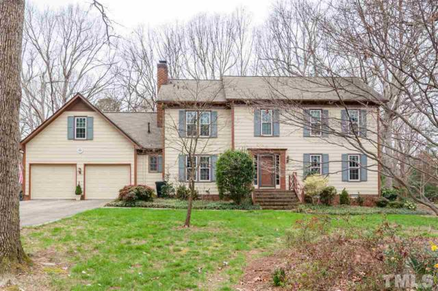 8817 Woodstone Drive, Raleigh, NC 27615 (#2179826) :: The Jim Allen Group