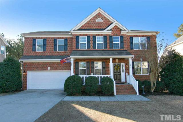 606 Toledo Court, Rolesville, NC 27571 (#2179837) :: The Abshure Realty Group