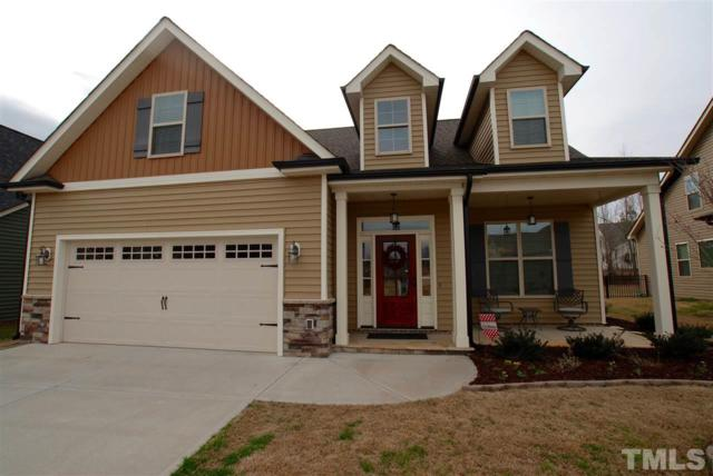 116 Scarlet Bell Drive, Youngsville, NC 27596 (#2179866) :: The Jim Allen Group