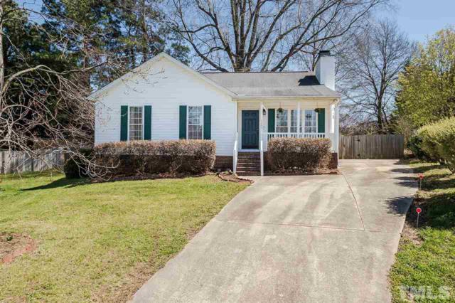 1205 Mondavi Woods Court, Wake Forest, NC 27587 (#2179876) :: Raleigh Cary Realty