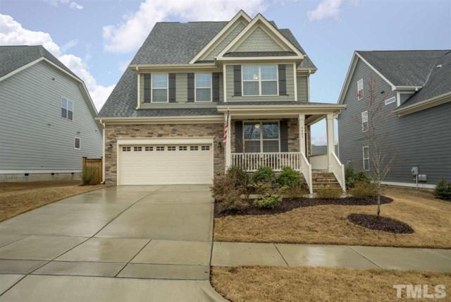 2685 Lake Waccamaw Trail, Apex, NC 27502 (#2179883) :: The Abshure Realty Group
