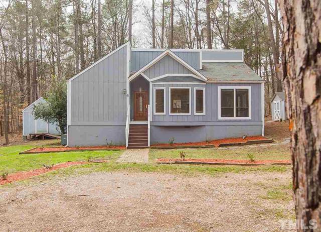 6 Pine Tree Lane, Chapel Hill, NC 27514 (#2179903) :: Rachel Kendall Team, LLC