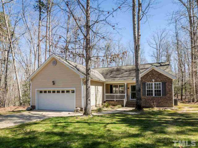 166 Nakoma Drive, Louisburg, NC 27549 (#2179904) :: Marti Hampton Team - Re/Max One Realty