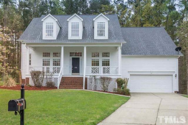 116 Myers Farm Court, Cary, NC 27519 (#2179919) :: The Jim Allen Group