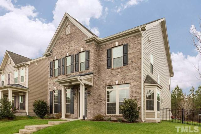 1221 Somers Drive, Morrisville, NC 27560 (#2179927) :: Raleigh Cary Realty