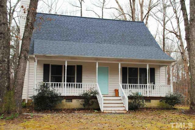 9905 Oak Hollow Road, Chapel Hill, NC 27516 (#2180013) :: The Jim Allen Group