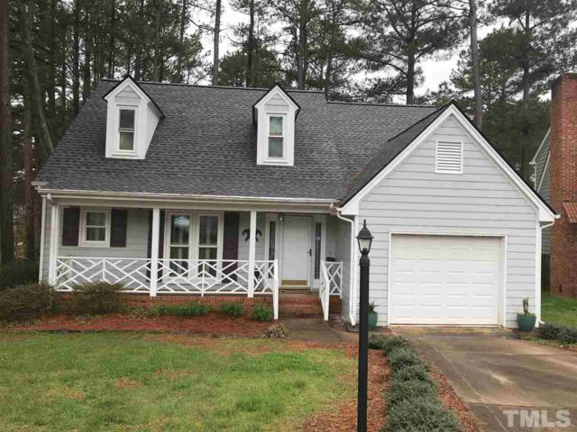 108 Fox Horn Run, Cary, NC 27511 (#2180017) :: Raleigh Cary Realty
