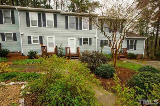 108 Weatherstone Drive B, Chapel Hill, NC 27514 (#2180047) :: The Jim Allen Group