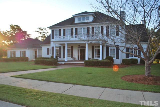 1093 N Lakeside Drive, Smithfield, NC 27577 (#2180082) :: Rachel Kendall Team, LLC