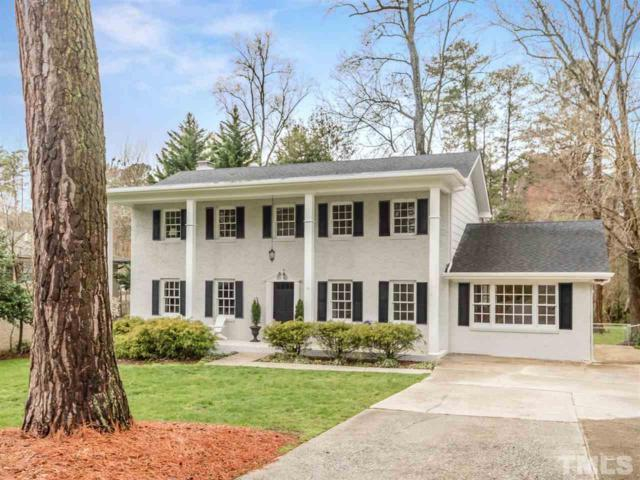 3905 Quail Hollow Drive, Raleigh, NC 27609 (#2180087) :: Raleigh Cary Realty