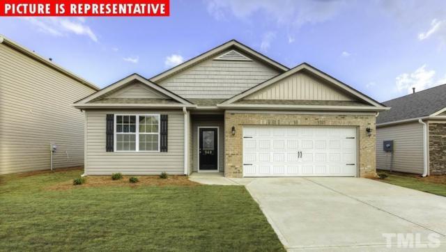 206 Oakton Ridge Place, Garner, NC 27529 (#2180096) :: Kim Mann Team