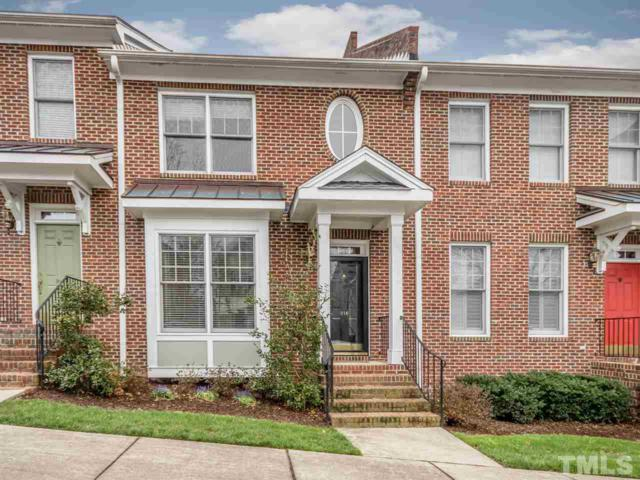 916 Edgewater Circle #916, Chapel Hill, NC 27516 (#2180103) :: Rachel Kendall Team, LLC