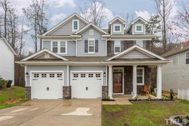 283 Averasboro Drive, Clayton, NC 27520 (#2180140) :: The Abshure Realty Group