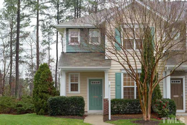201 Hamlet Park Drive, Morrisville, NC 27560 (#2180145) :: The Jim Allen Group