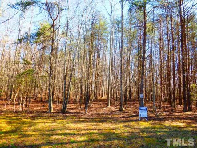 Lot 4 Westridge Road, Rougemont, NC 27572 (#2180149) :: Raleigh Cary Realty