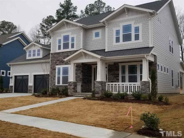 132 Cedar Wren Lane, Holly Springs, NC 27540 (#2180200) :: Rachel Kendall Team, LLC