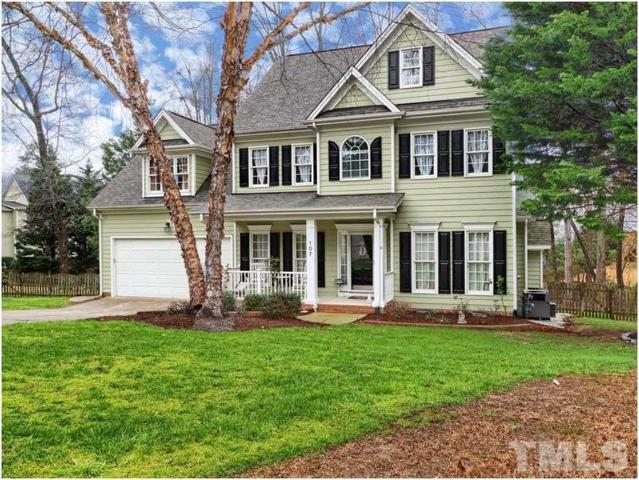 107 Rayanne Court, Apex, NC 27502 (#2180210) :: Rachel Kendall Team, LLC