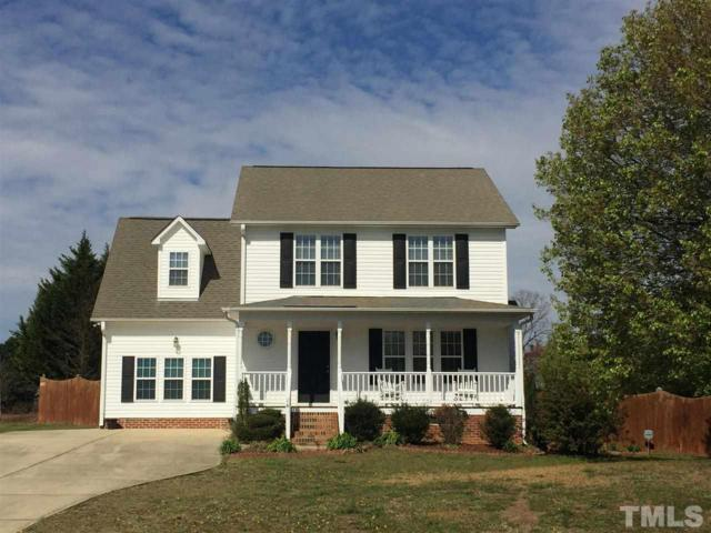 16 Saddle Ridge Drive, Willow Spring(s), NC 27592 (#2180213) :: Rachel Kendall Team, LLC