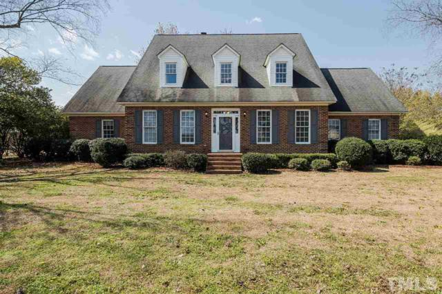 201 W Stoneybrook Court, Benson, NC 27504 (#2180232) :: Marti Hampton Team - Re/Max One Realty