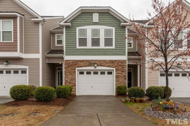 705 Keystone Park Drive #39, Morrisville, NC 27560 (#2180246) :: Raleigh Cary Realty