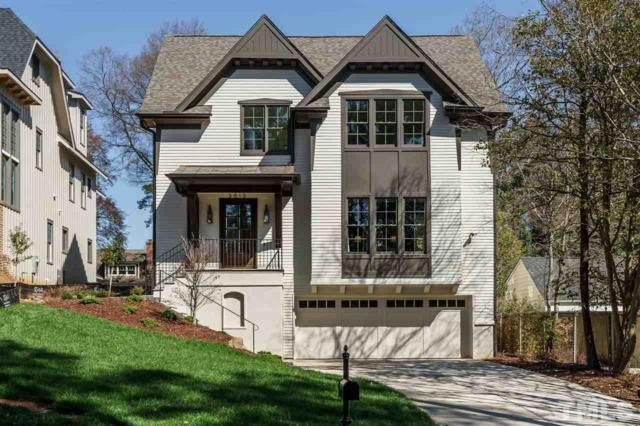 3010 Churchill Road, Raleigh, NC 27607 (#2180259) :: The Jim Allen Group