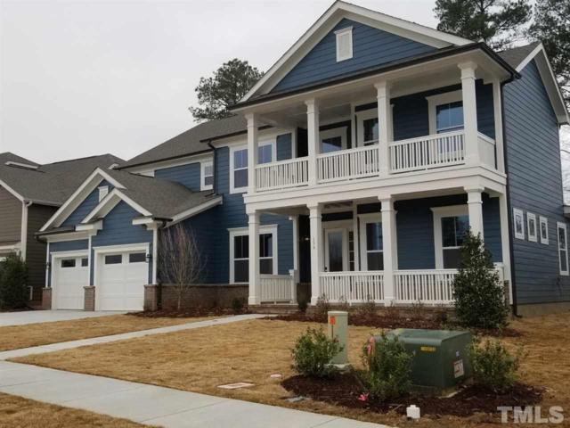 136 Cedar Wren Lane, Holly Springs, NC 27540 (#2180265) :: Rachel Kendall Team, LLC