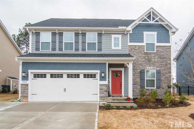 2912 Landon Ridge Drive, New Hill, NC 27562 (#2180270) :: The Abshure Realty Group