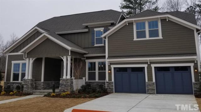 140 Cedar Wren Lane, Holly Springs, NC 27540 (#2180280) :: Rachel Kendall Team, LLC