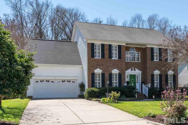 204 Forest Run Place, Cary, NC 27518 (#2180367) :: The Jim Allen Group